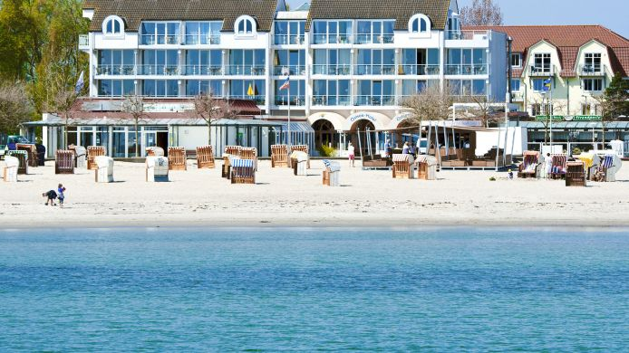 Exterior view Ostsee-Hotel