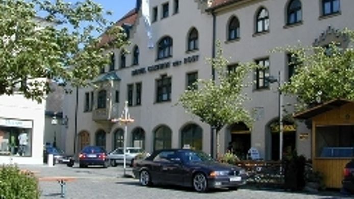 Exterior view Griesers Hotel zur Post