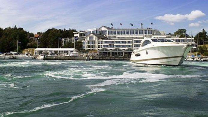Buitenaanzicht an Ascend Hotel Collection Member Stenungsbaden Yacht Club