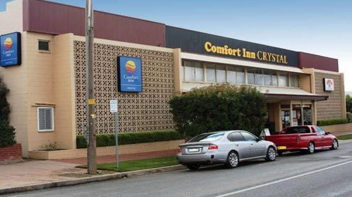 Exterior view Comfort Inn Crystal
