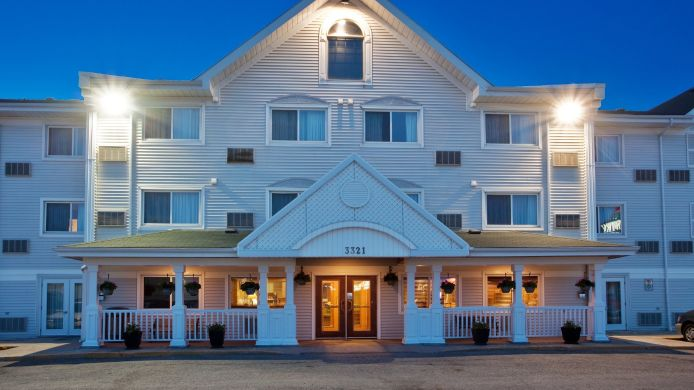 Buitenaanzicht COUNTRY INN AND SUITES REGINA