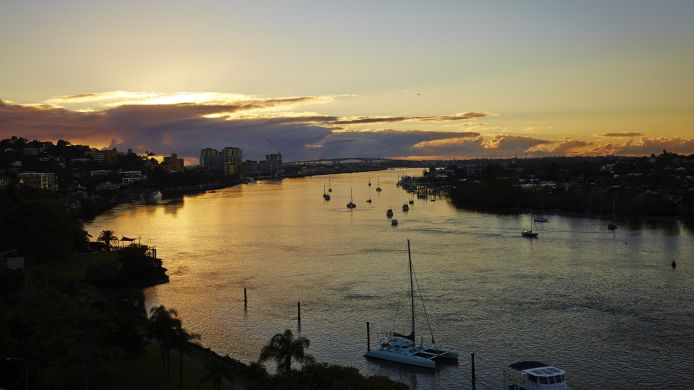 Buitenaanzicht BRISBANE RIVERVIEW HOTEL