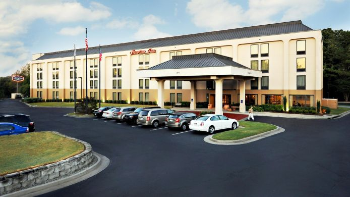 Buitenaanzicht Hampton Inn Atlanta-Cumberland Mall-Cobb Galleria Area