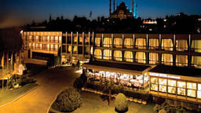 Exterior view Kalyon Hotel Istanbul