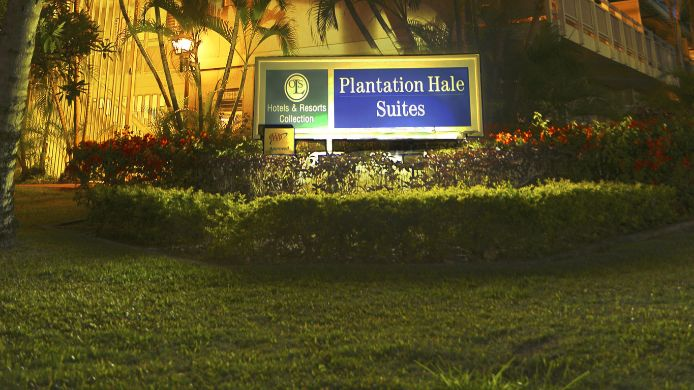 Exterior view PLANTATION HALE SUITES