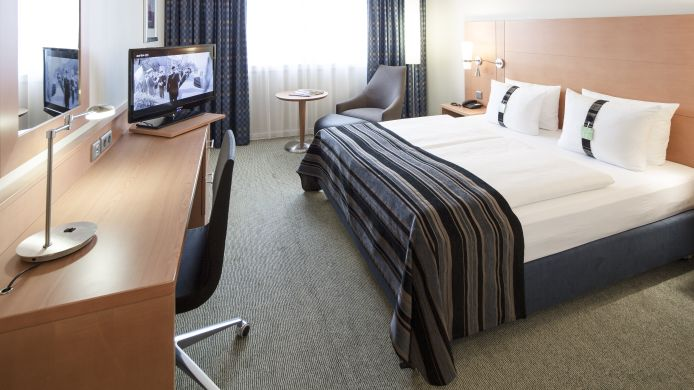 Double room (superior) Holiday Inn MUNICH - CITY CENTRE