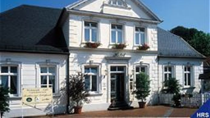 Exterior view Ringhotel Residenz Wittmund