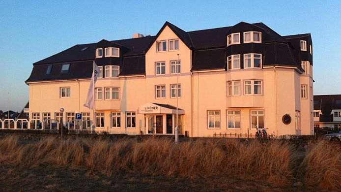 Exterior view Lindner Strand Windrose