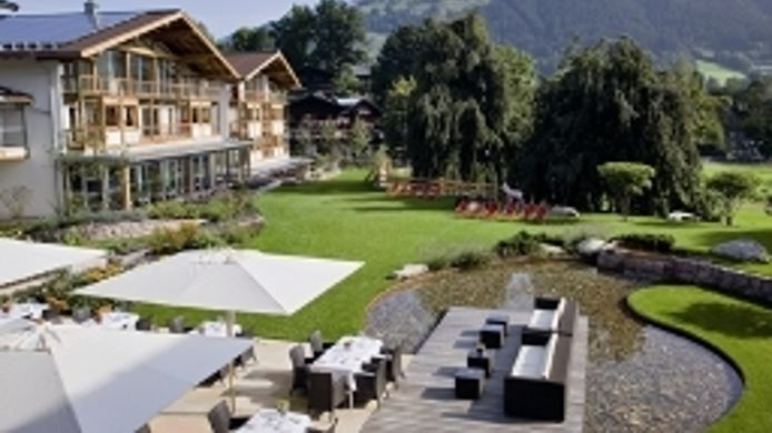 Hotel kitzhof mountain kitzb hel 4 sterne hotel for Design budget hotel salinenparc 0 sterne