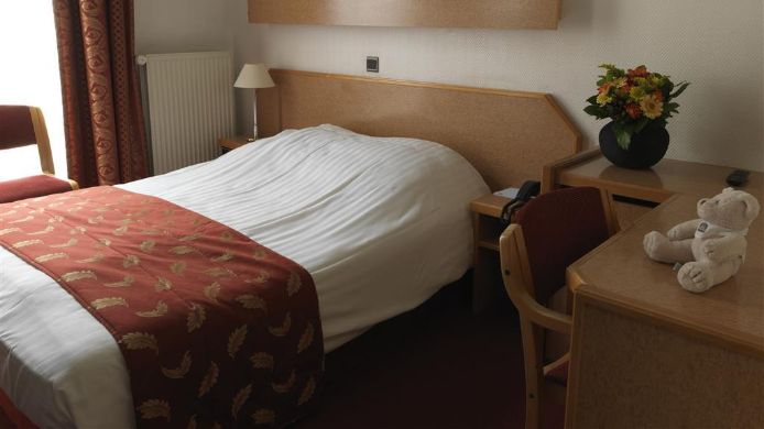 Double room (standard) Hotel Richmond Blankenberge