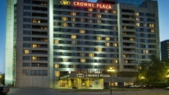 Exterior view Crowne Plaza MOSCOW - WORLD TRADE CENTRE