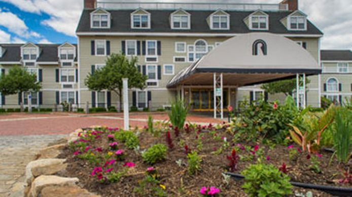Exterior view WESTFORD REGENCY INN AND CONFERENCE