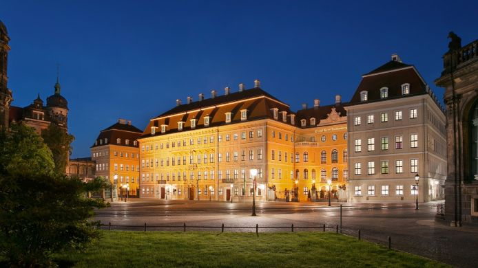 Hotel taschenbergpalais kempinski dresden 5 sterne hotel for Hotelsuche dresden