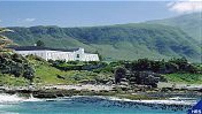 Buitenaanzicht THE MARINE HERMANUS