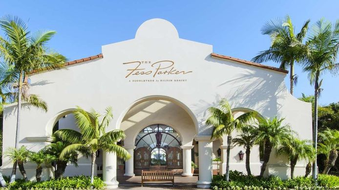 Exterior view The Fess Parker - A DoubleTree by Hilton Resort