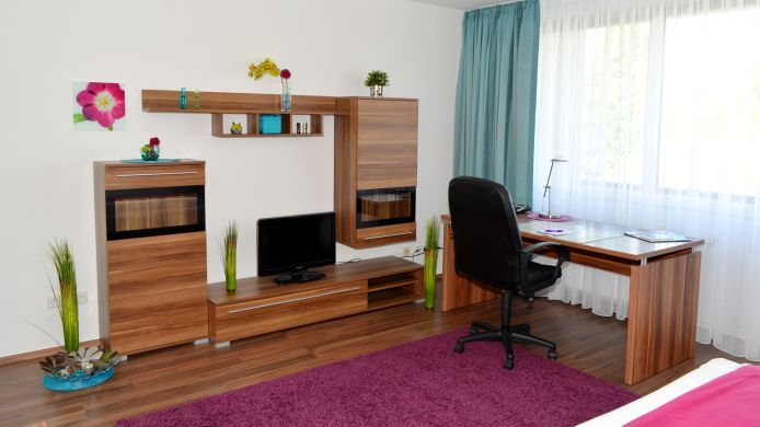 Double room (superior) Neu Heidelberg Guesthouse & Apartments