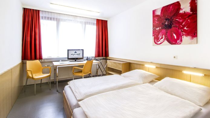 Double room (standard) AllYouNeed Vienna4