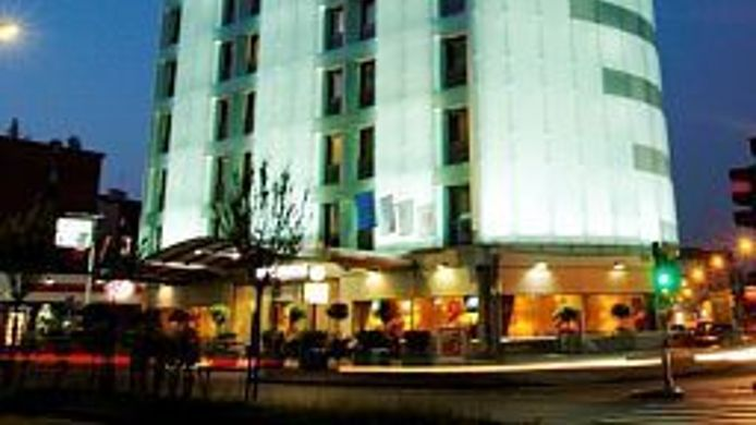 Exterior view Best Western Antares Concorde