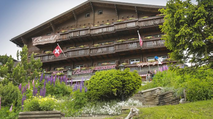 Exterior view Chalet-Bettmerhof Hotel-Wellness-Kulinarum
