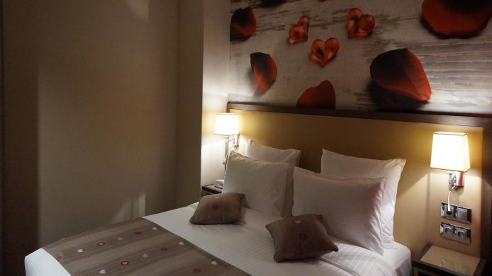 Double room (standard) Elysa Luxembourg
