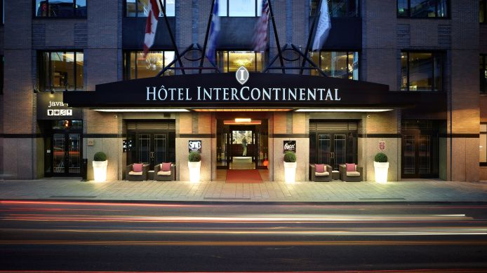 Exterior view InterContinental MONTREAL