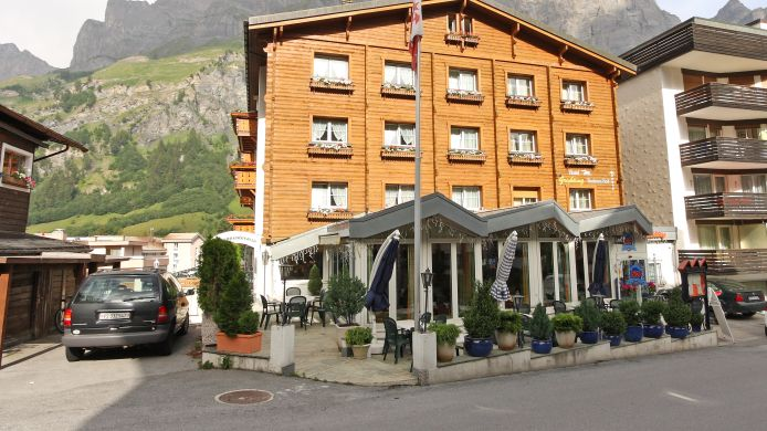 Exterior view Grichting - Badnerhof Swiss Quality