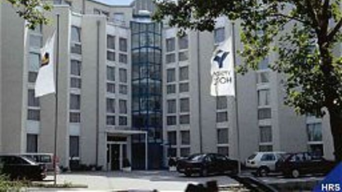 Exterior view Best Western Plus Ypsilon