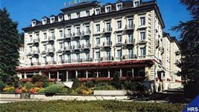 Exterior view Europe Grand Hotel