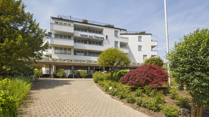 Exterior view zur Therme Swiss Quality Hotel
