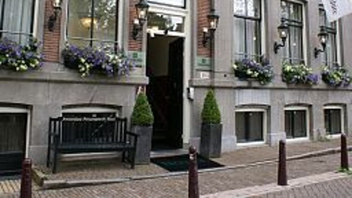 Exterior view Hampshire Hotel Prinsengracht