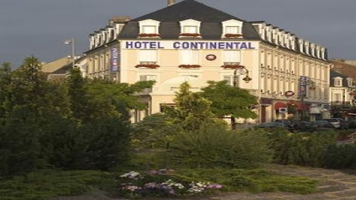 Exterior view Continental INTER-HOTEL