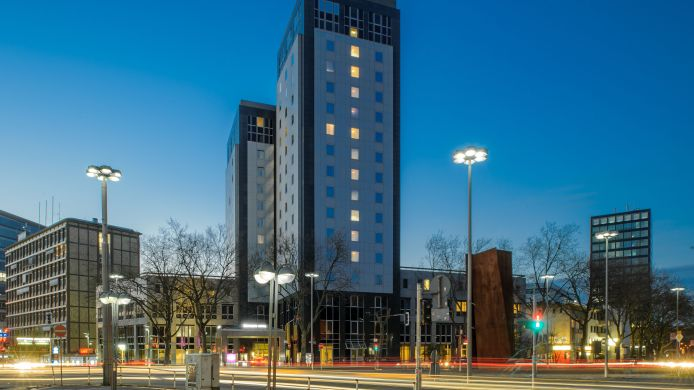 Exterior view Mercure Bochum City
