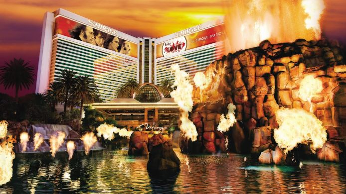 Exterior view THE MIRAGE