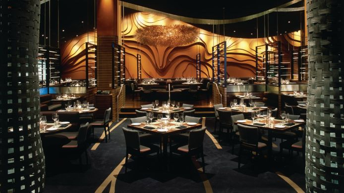 Restaurant SKYLOFTS AT MGM GRAND. Hotel SKYLOFTS AT MGM GRAND   5 star hotel in Las Vegas  Nevada