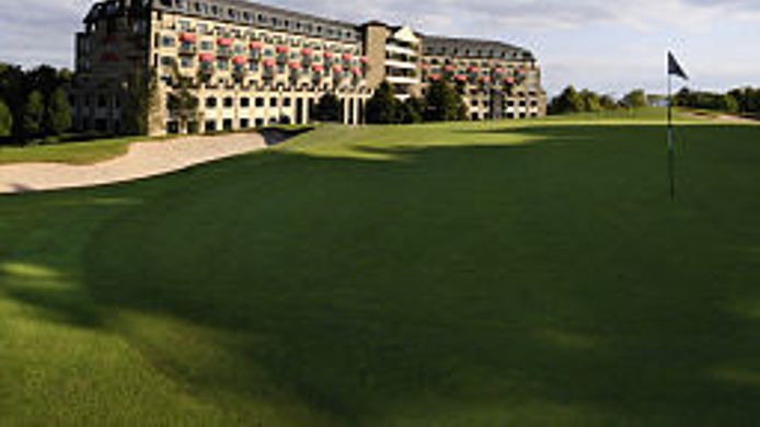Exterior view Celtic Manor Resort