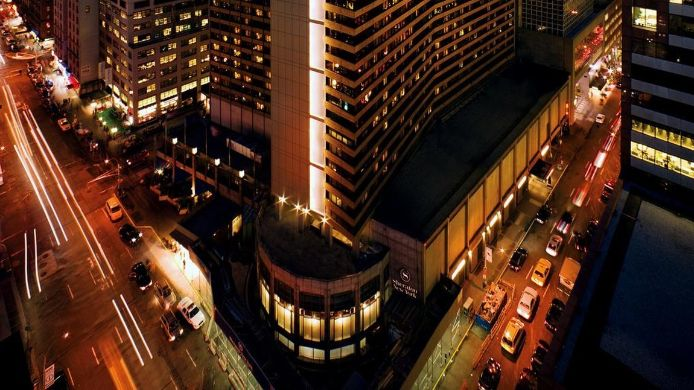 Exterior view Sheraton New York Times Square Hotel