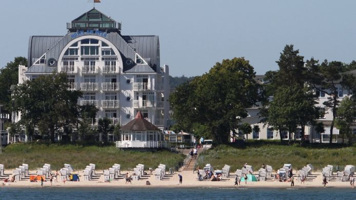 Exterior view Am Meer & Spa