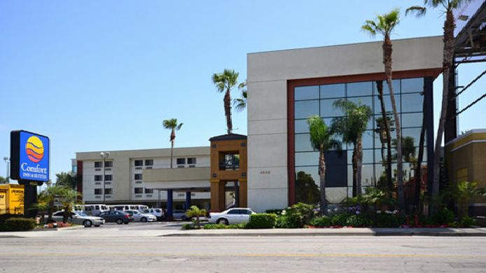 Exterior view Quality Inn & Suites LAX Airport Inglewood - Los Angeles