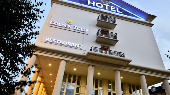 Hotel Mercure Noisy Le Grand