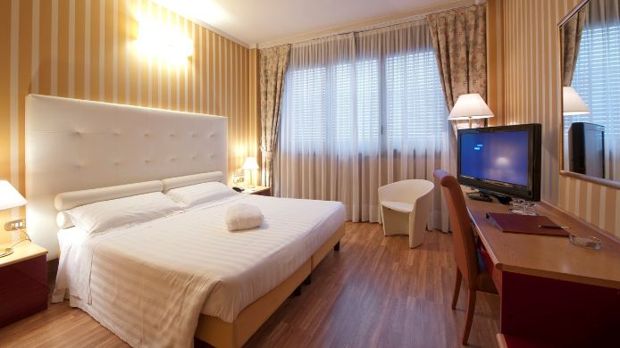 Single room (standard) Air Milano Linate