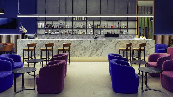 Hotel bar Mercure Perth