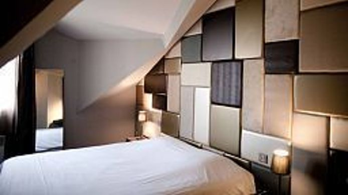 Single room (superior) Kyriad VICHY