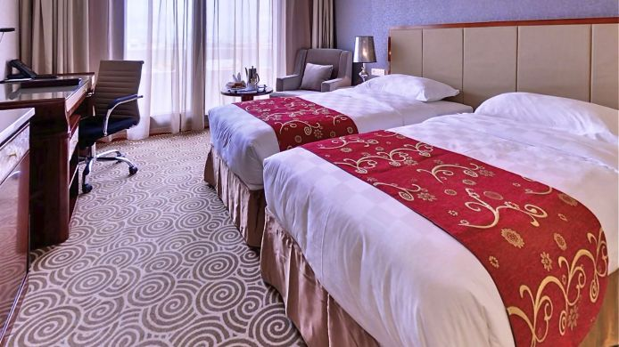 Double room (standard) Huatian Chinagora Hotel