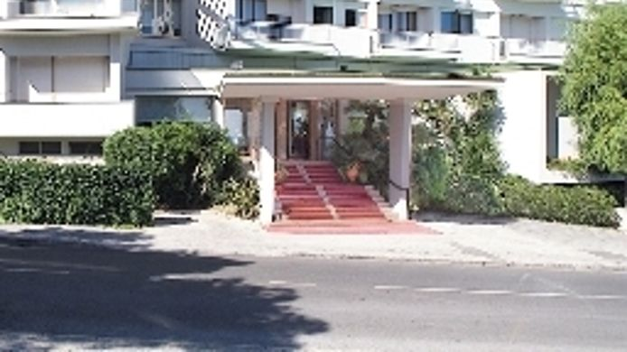 Exterior view Grand Hotel Passetto