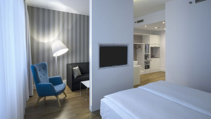 Junior Suite NH Collection Wien Zentrum