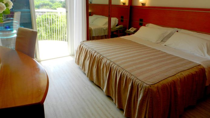 Double room (standard) Park