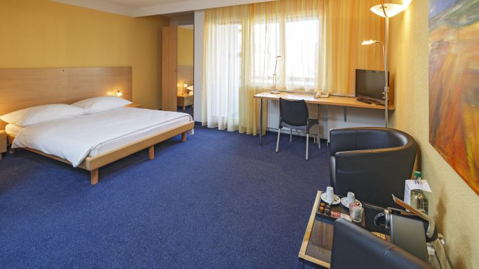 Business kamer Aarehof Swiss Quality Hotel
