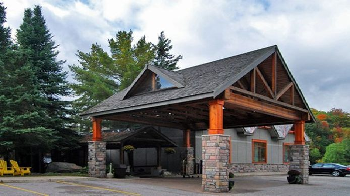 Exterior view an Ascend Hotel Collection Member Hidden Valley Resort