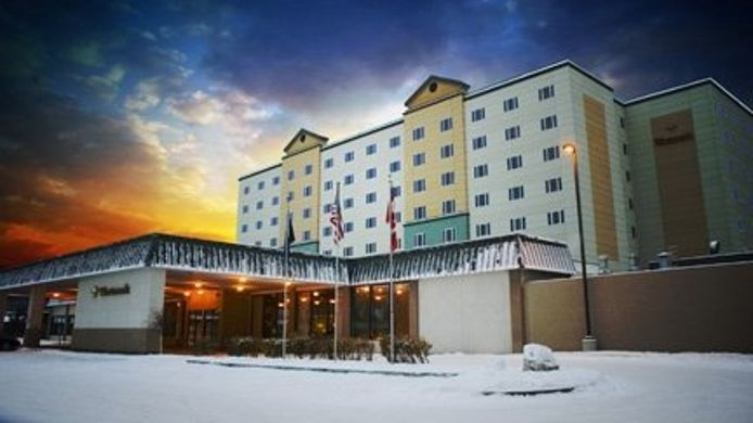 Exterior view WESTMARK FAIRBANKS HOTEL AND CONFERENCE