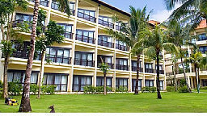Exterior view Mercure Manado Tateli Beach Resort